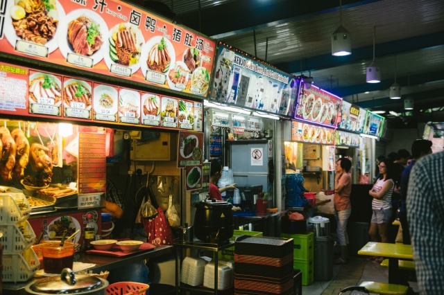 有名飲食店のイメージ画像